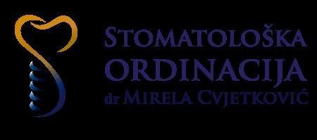 Stomatološka ordinacija Beograd – mr sci. dr Mirela Cvjetković – DDS